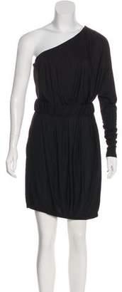 Rachel Zoe Long Sleeve One-Shoulder Dress w/ Tags