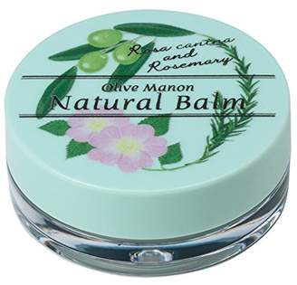 オリーブマノン ナチュバーム ノバラとローズマリーの香り (10mL)