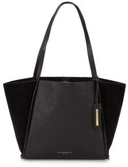 Donna Karan Large Alan Leather Tote