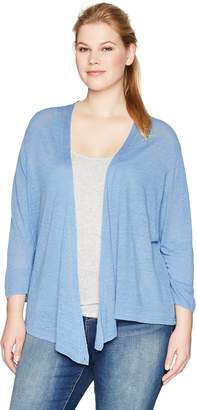 Nic+Zoe NIC & ZOE Women's Plus Size 4 Way Cardy