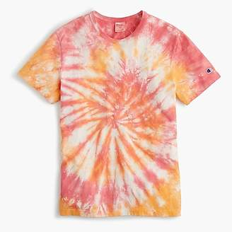 J.Crew Champion® tie-dyed T-shirt