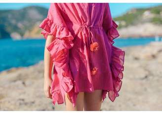 Lison Paris Dream Caftan Rose