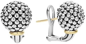 Women's Lagos 'Caviar Forever' Stud Earrings $550 thestylecure.com