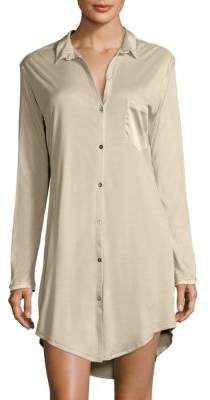 Hanro Grand Central Boyfriend Shirt