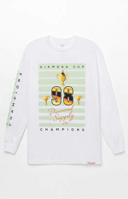 Diamond Supply Co. Diamond Cup Long Sleeve T-Shirt