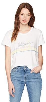 Paige Women's Bexley Tee-Wind Surfer Graphic