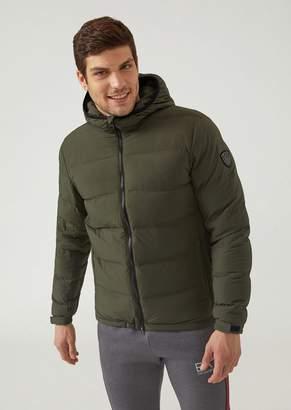 Emporio Armani Ea7 Mountain Down Medium Padded Jacket