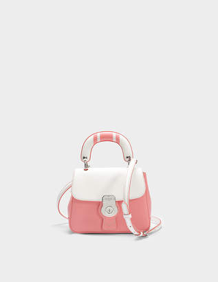Burberry Small Dk88 Top Handle Bag