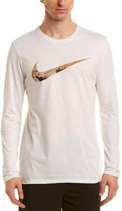 Nike Dry Camo Swish T-Shirt