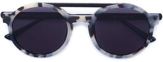 Thierry Lasry Dr. Woo x round frame sunglasses
