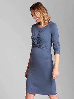 04169cce83 Gap Blue Maternity Dresses on Sale - ShopStyle