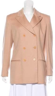 Calvin Klein Collection Cashmere Pea Coat