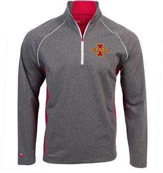 Antigua Men's Iowa State Cyclones Stamina Quarter-Zip Pullover