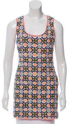 Pia Pauro Embellished Sleeveless Tunic