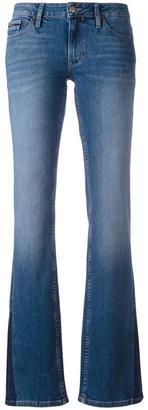Calvin Klein Jeans boot-cut jeans $123.02 thestylecure.com