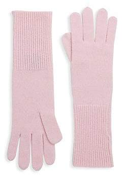 Saks Fifth Avenue Women's COLLECTION Cashmere Knit Gloves