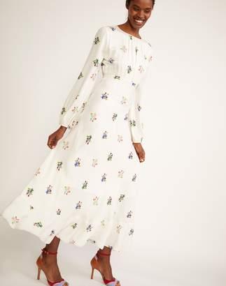 Cynthia Rowley Sea Breeze Bell Sleeve Dress