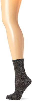New Look Women's Sparkle Socks,(Manufacturer Size: 99)