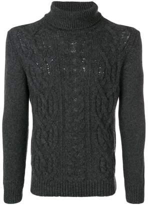 Tagliatore turtleneck sweater