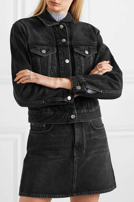 Acne Studios 1999 Denim Jacket - Black