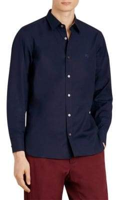 Burberry William Woven Shirt