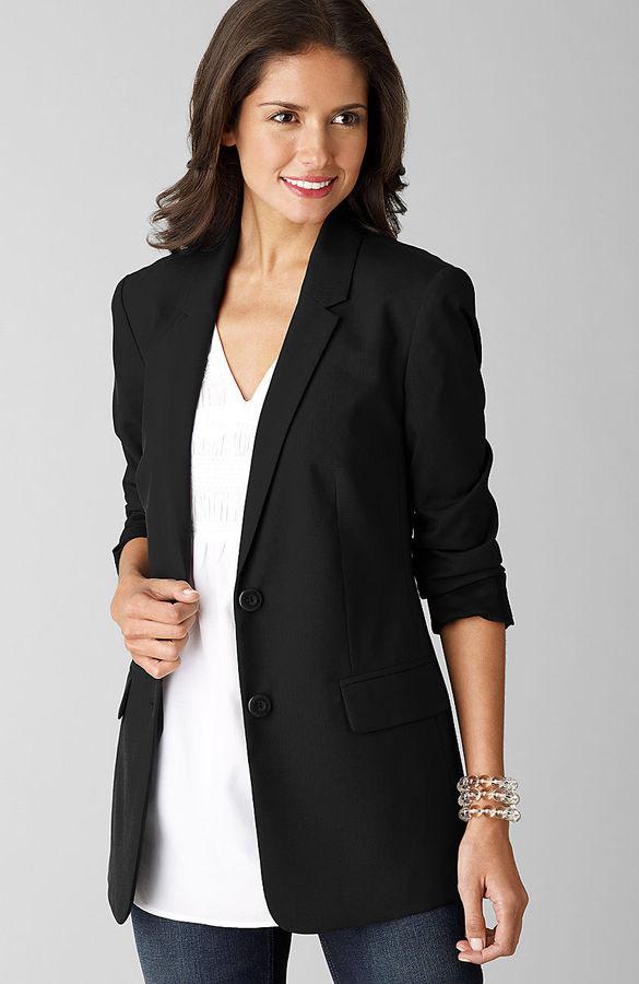Simple 120 jacket