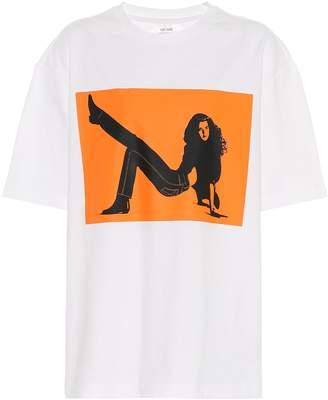 Calvin Klein Jeans Est. 1978 Printed cotton T-shirt