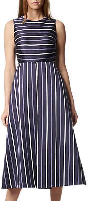 LK Bennett L.K.Bennett Natalee Dress, Blue/Multi