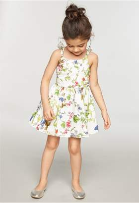 Milly Minis Floral Print Maggie Dress