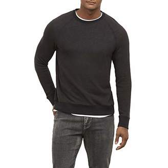 Kenneth Cole New York Men's Long Sleeve Crew Neck Sweater