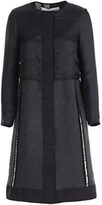 See by Chloe Contrast Coat