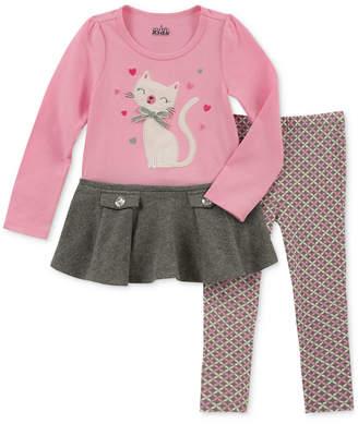 Kids Headquarters Toddler Girls 2-Pc. Tunic & Leggings Set