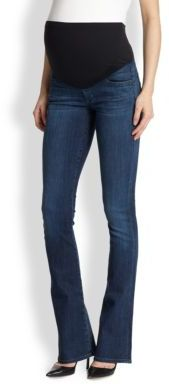 Citizens of Humanity Emannuelle Slim Bootcut Maternity Jeans