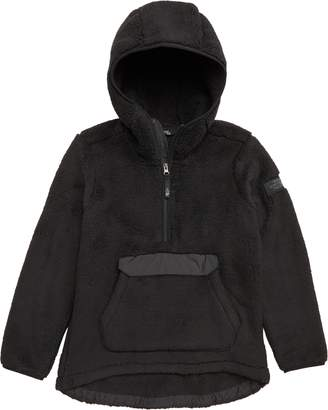 The North Face Campshire High Pile Fleece Quarter Zip Hoodie
