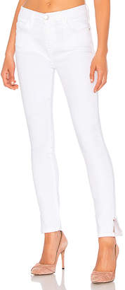 Current/Elliott The High Waist Stiletto Jean.