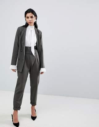 Sisley Paperbag Belted PANTS