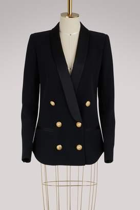 Balmain Belted jacket