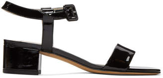 Maryam Nassir Zadeh Black Sophie Sandals