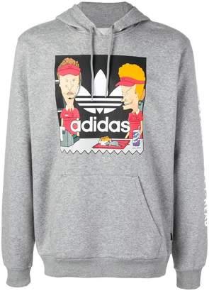 adidas Beavis hoodie