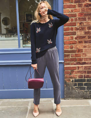 Boden Nell Embellished Sweater