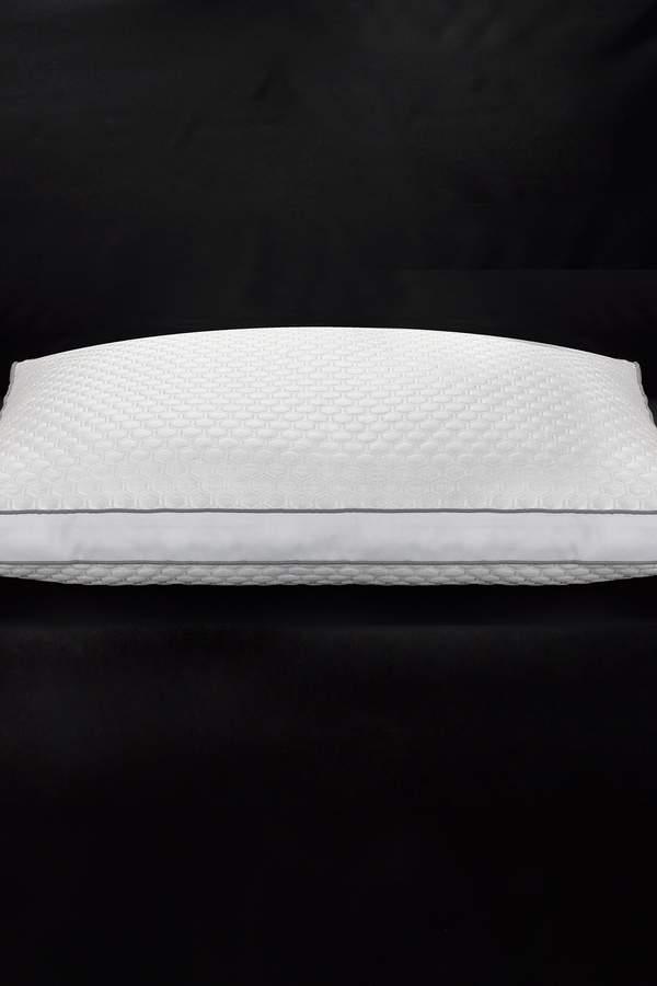 Arctic Chill Super Cooling Gel Fiber Pillow - White
