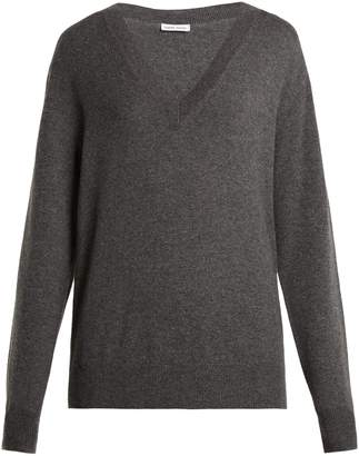Tomas Maier V-neck cashmere sweater