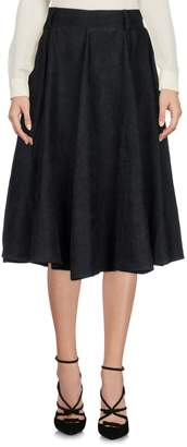Molly Bracken Knee length skirts - Item 35377742BX