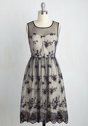 Asmara International Limited - India Cherished Charm Lace Dress in Navy $149.99 thestylecure.com