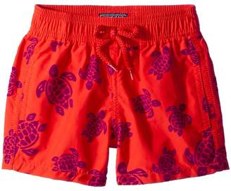 Vilebrequin Kids - Tortues Flockees Swim Trunk