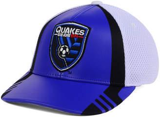 adidas San Jose Earthquakes Authentic Team Flex Cap