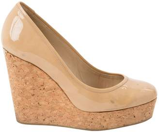 Jimmy Choo Patent leather heels