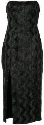 Manning Cartell zig zag printed dress