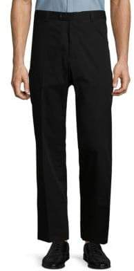 Saks Fifth Avenue Classic Straight Trousers