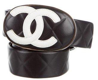 Chanel CC Ligne Cambon Belt